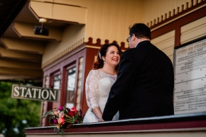 Strasburg Railroad Wedding-38