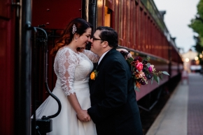 Strasburg Railroad Wedding-40