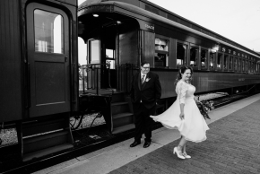 Strasburg Railroad Wedding-41