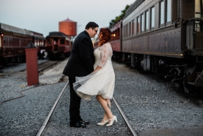 Strasburg Railroad Wedding-45