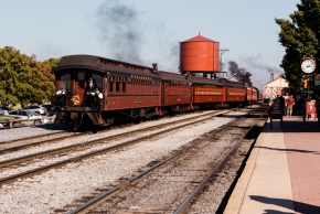 Strasburg Railroad Wedding0111