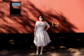 Strasburg Railroad Wedding0129
