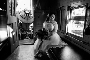 Strasburg Railroad Wedding0188
