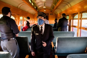 Strasburg Railroad Wedding0296