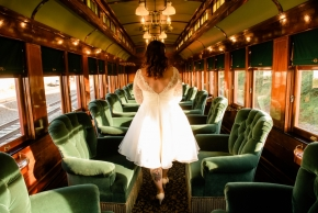 Strasburg Railroad Wedding0300