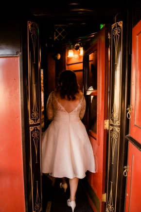 Strasburg Railroad Wedding0302