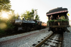 Strasburg Railroad Wedding0325