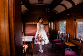 Strasburg Railroad Wedding0328