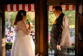 Strasburg Railroad Wedding0375