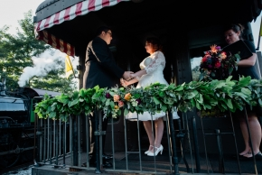 Strasburg Railroad Wedding0388