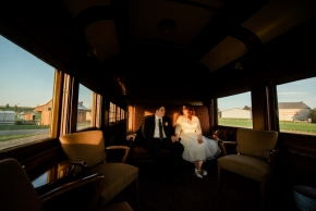 Strasburg Railroad Wedding0420