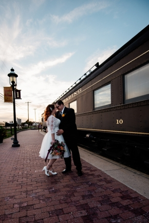 Strasburg Railroad Wedding0475