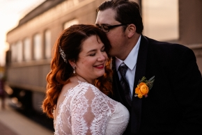 Strasburg Railroad Wedding0479