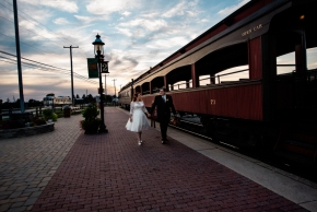 Strasburg Railroad Wedding0494