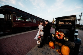Strasburg Railroad Wedding0502