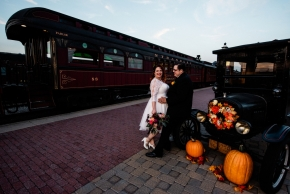 Strasburg Railroad Wedding0504