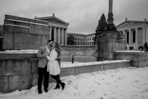 Winter engagement Museum of Art-120