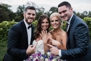 Valenzano Winery Wedding-124