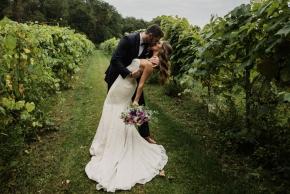 Valenzano Winery Wedding-73