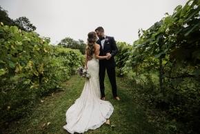 Valenzano Winery Wedding-74