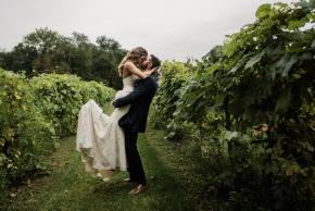 Valenzano Winery Wedding-75