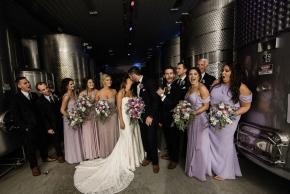 Valenzano Winery Wedding-93