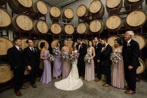 Valenzano Winery Wedding-95