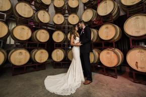 Valenzano Winery Wedding-96