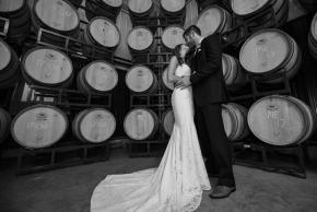 Valenzano Winery Wedding-97