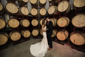 Valenzano Winery Wedding-98